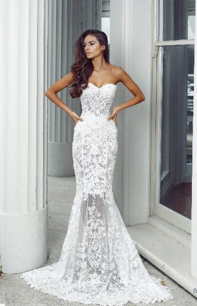 baee05221f0 Nektaria Senorita Gown Second Hand Wedding Dress on Sale 38% Off -  Stillwhite