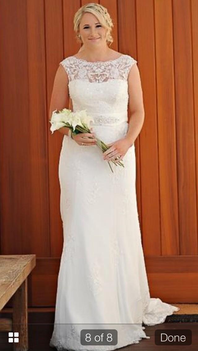 Sincerity Bridal 3730 - Used Wedding Dresses - Stillwhite