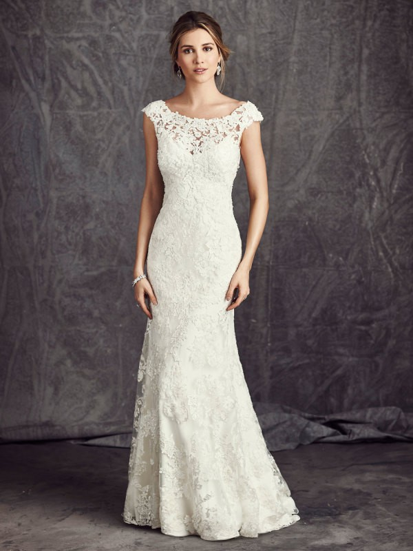 Private Label By G Ella Rosa BE280 Used Wedding Dress on Sale 41 ...