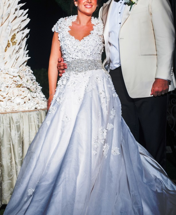 Henry Roth Second Hand Wedding Dress On Sale 82 Off: Steven Khalil Second Hand Wedding Dress On Sale 64% Off
