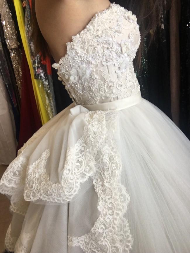 Suzanna blazevic custom made used wedding dresses for Suzanna blazevic wedding dresses