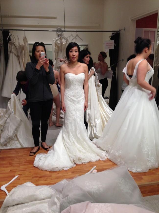 Ellis bridal 11330 new wedding dress on sale 65 off for Wedding dresses for brides over 65