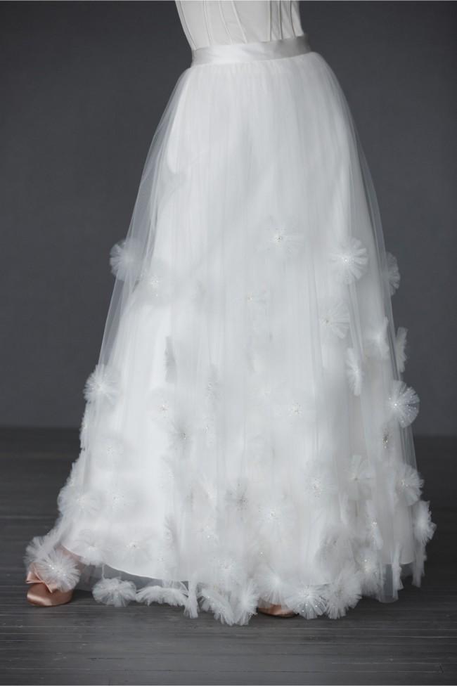 BHLDN, Anthropologie Callistemon Skirt