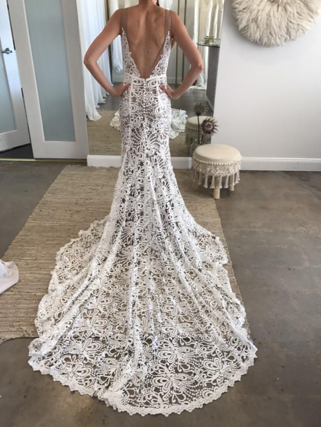 Made with love sasha tan used wedding dresses stillwhite for Made with love wedding dresses