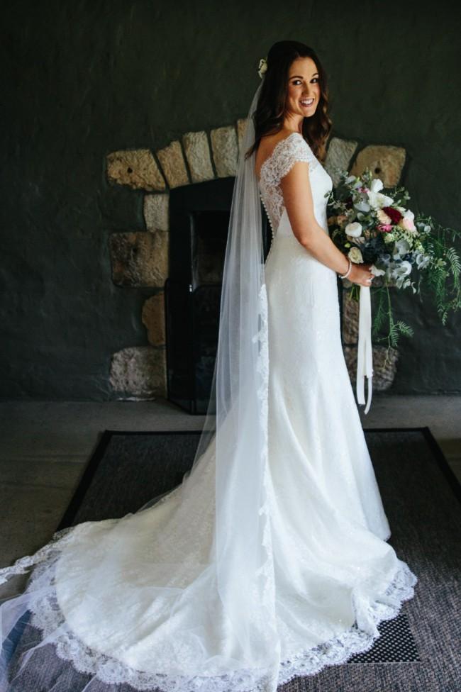 Augusta Jones Skyler Wedding Dress On Sale 43 Off