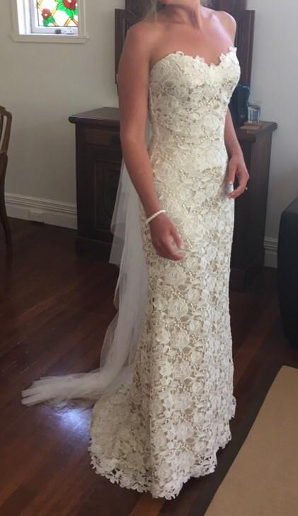 Caleche Bridal House Missy Wedding Dress On Sale 47 Off