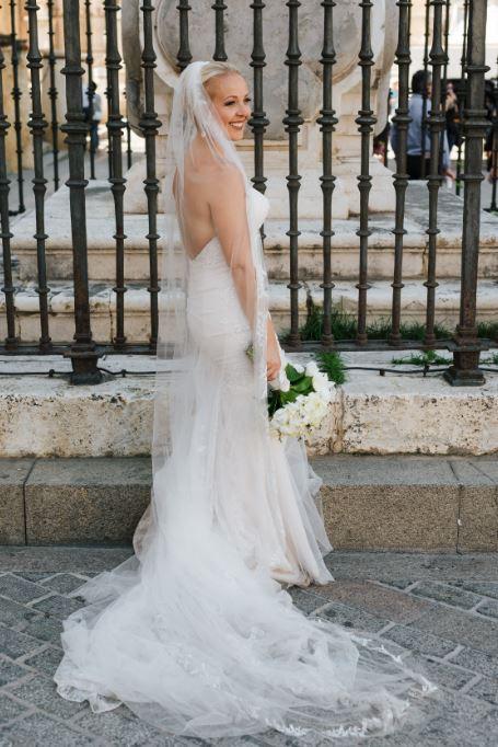 Blackburn Bridal Thalia Used Wedding Dress On Sale