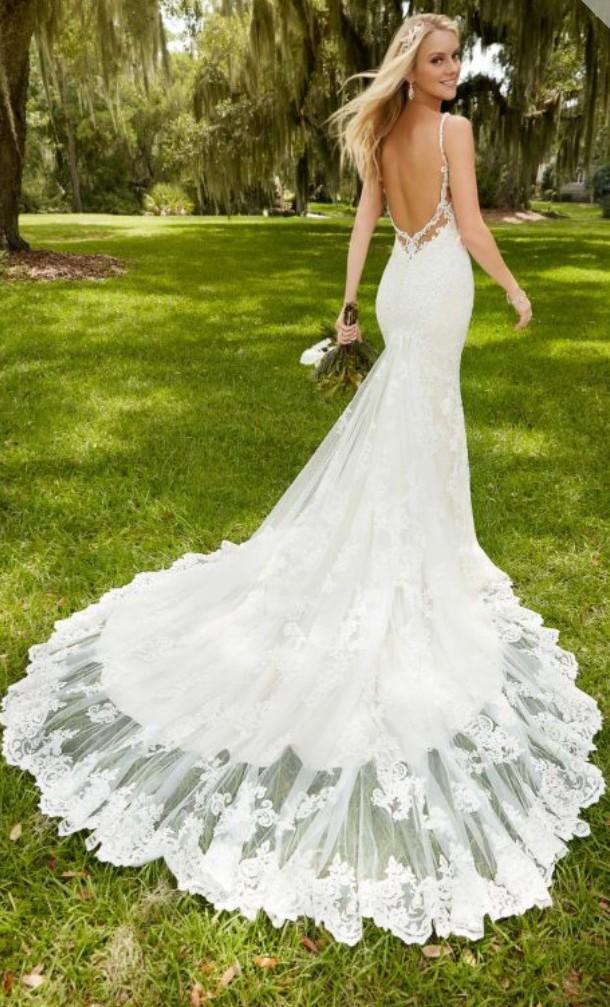 Martina liana 744 used wedding dress on sale 41 off for How much are martina liana wedding dresses