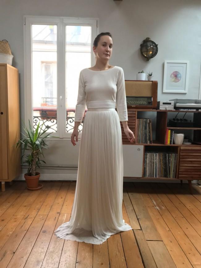 Catherine Deane, Anika Tulle Skirt
