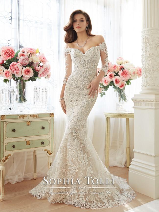 Sophia Tolli, Riona Y11632
