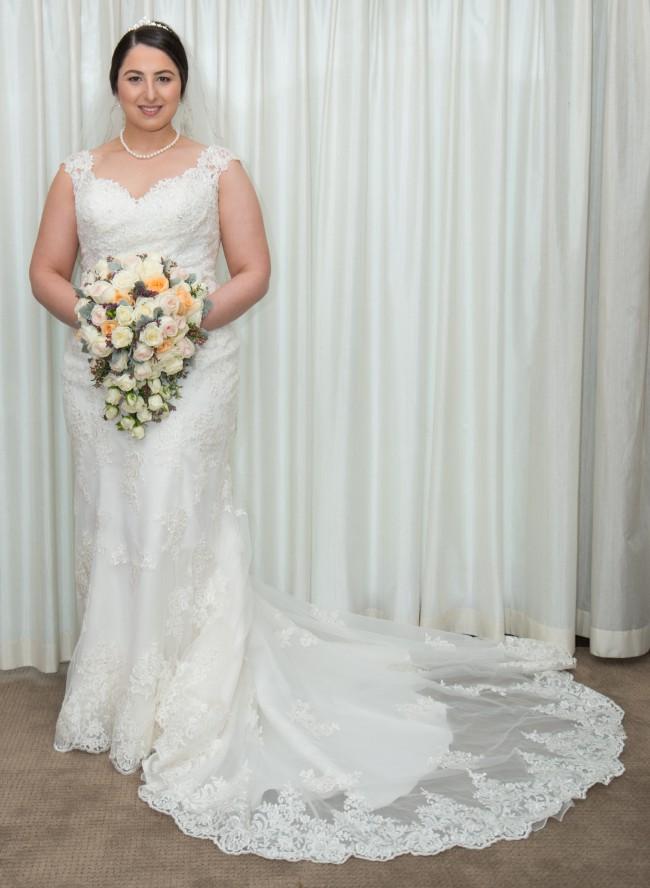 Stella York 6249 Second Hand Wedding Dress On Sale 56 Off