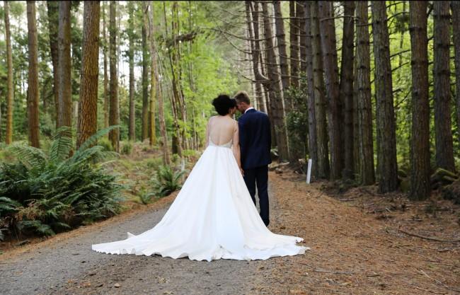 Essense of Australia Wedding Dress On Sale - 67% Off - Stillwhite