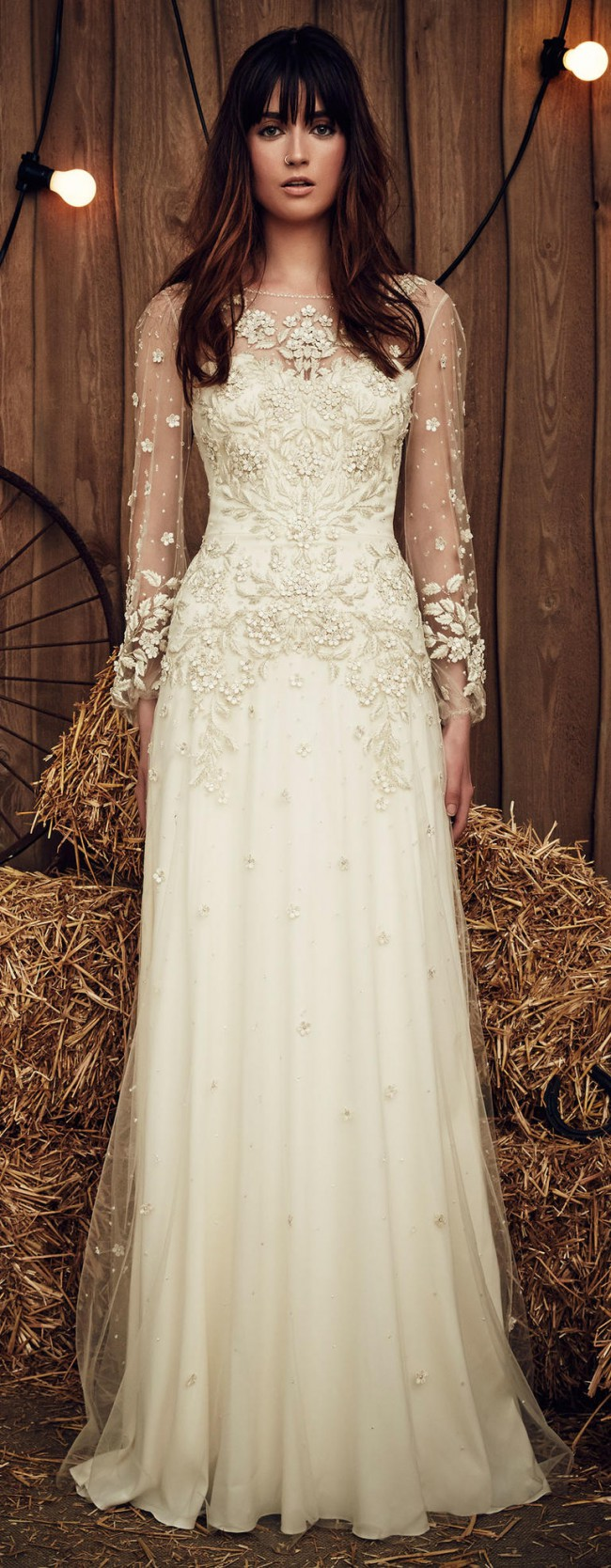 Jenny Packham Apache Wedding Dress on Sale 52% Off
