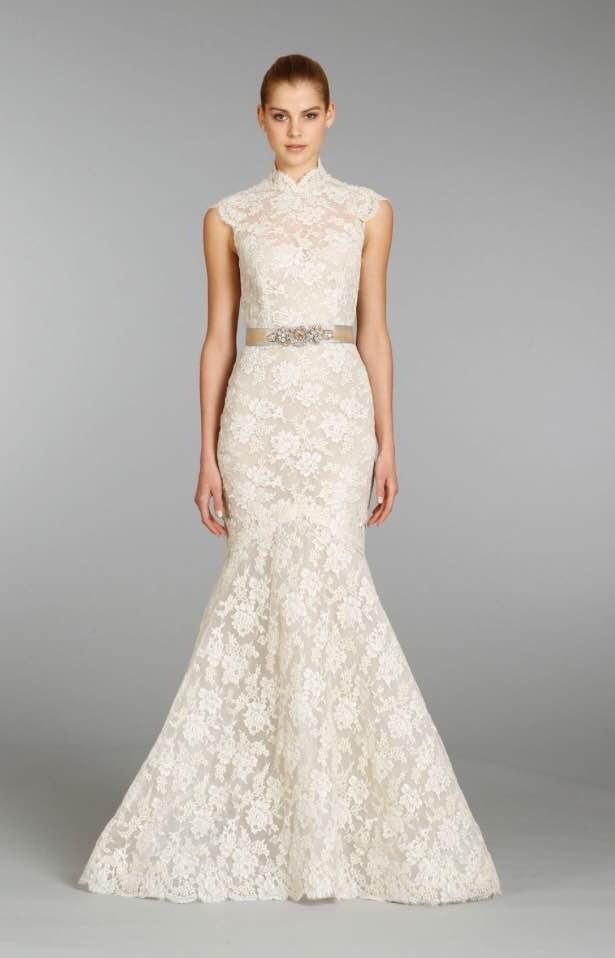 Lazaro Sample Wedding Dress On Sale 85 Off
