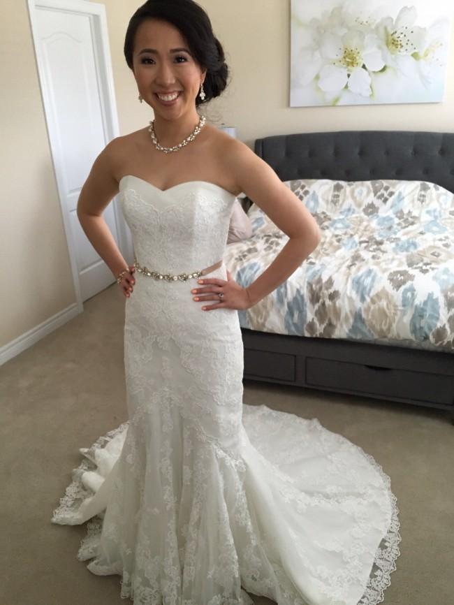 La Sposa Mullet Used Wedding Dress On Sale 40 Off Stillwhite