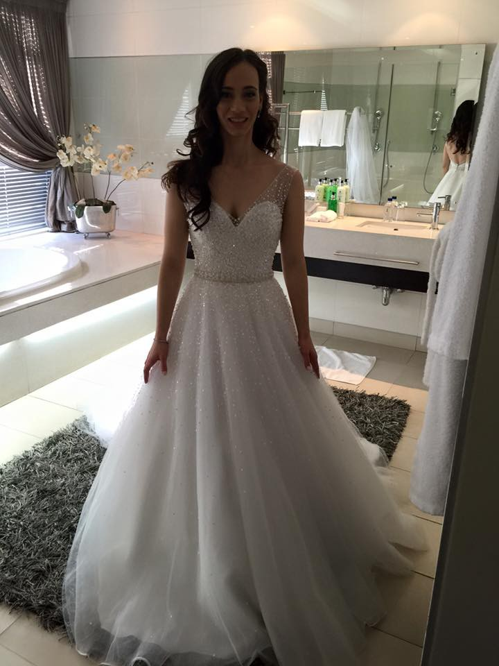 Morilee blu 5376 second hand wedding dress on sale 50 off for Second hand mori lee wedding dresses