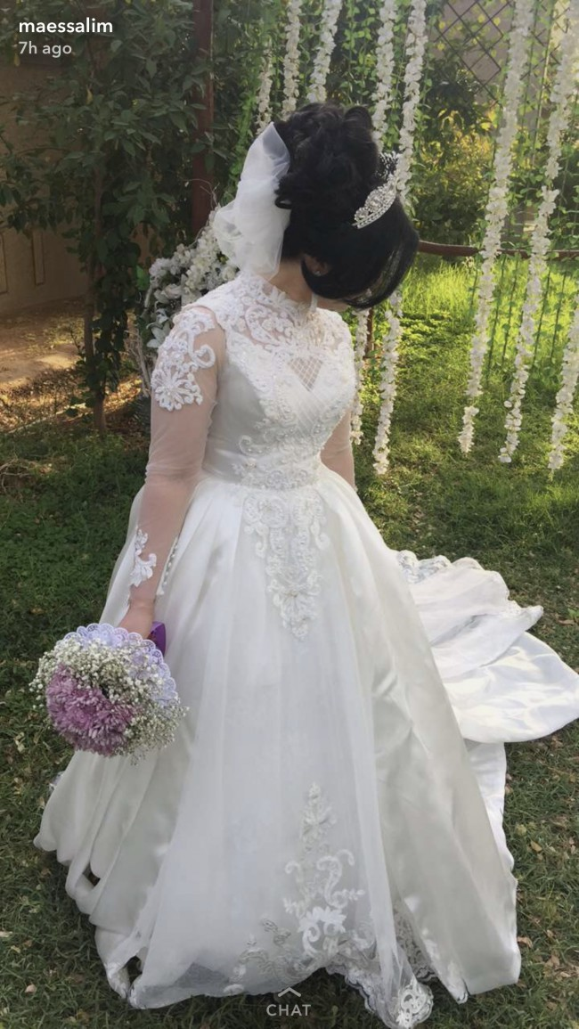 Ball Gown Preowned Wedding Dress on Sale 34% Off - Stillwhite