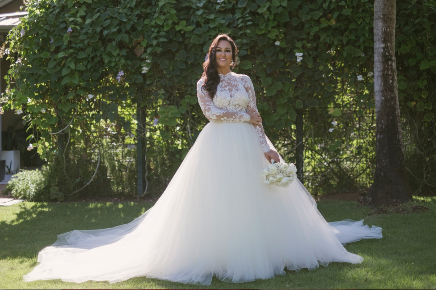 Pronovias Vicenta Second Hand Wedding Dress On Sale: Rosa Clara Niher Second Hand Wedding Dress On Sale 40% Off