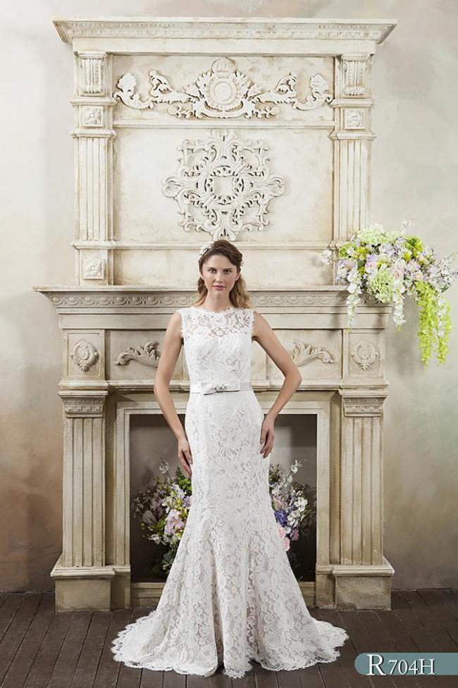 White Rose Bridal R704H - Sample Wedding Dresses - Stillwhite