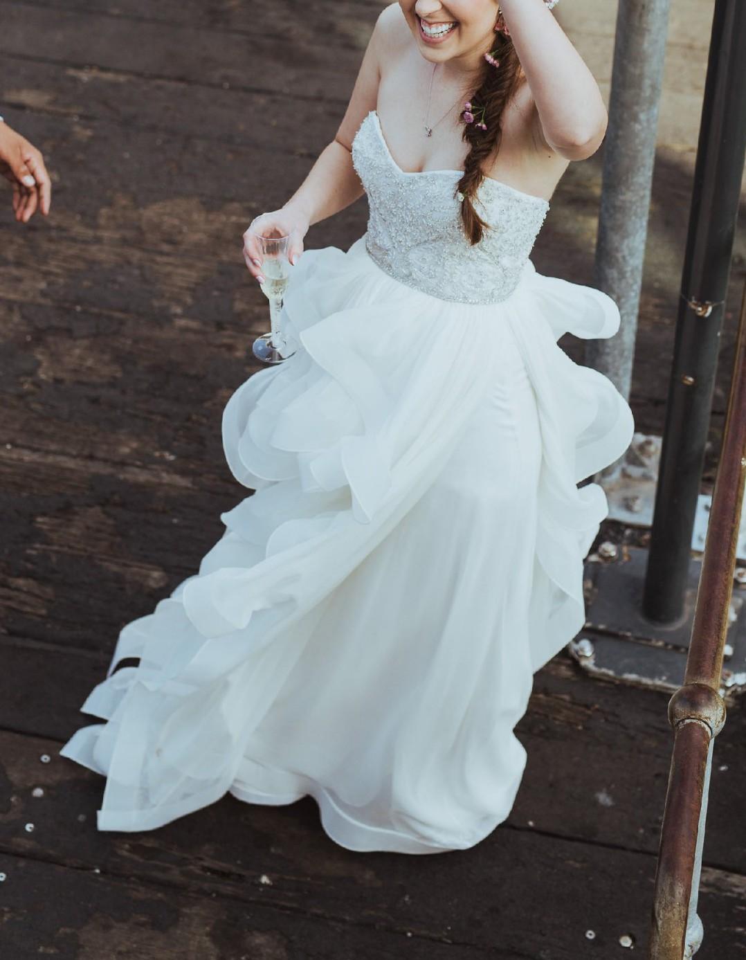 Reem Acra Tianna - Second Hand Wedding Dresses - Stillwhite