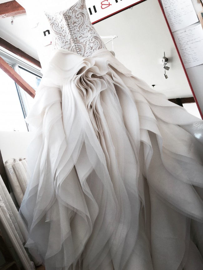Helen Manuell Custom Made Used Wedding Dress On Sale 39 Off