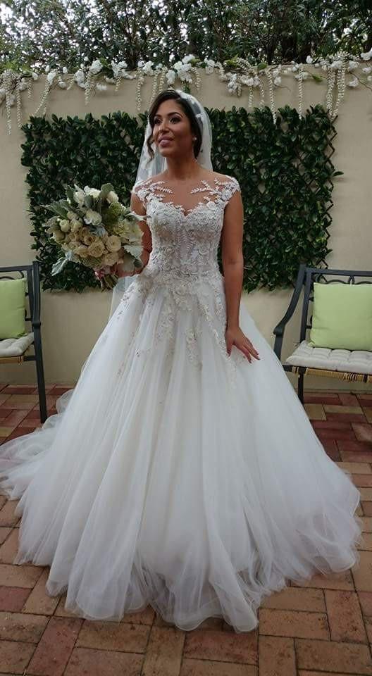 Steven Khalil Used Wedding Dress on Sale 53% Off