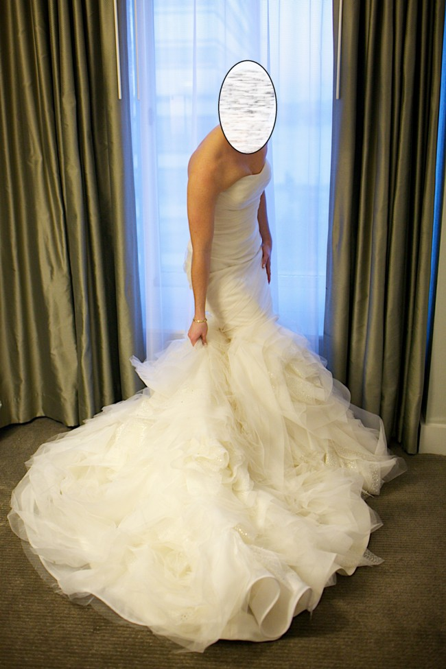 Vera wang gemma second hand wedding dress on sale 54 off for Second hand vera wang wedding dress