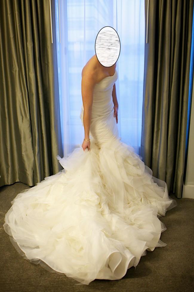 Vera Wang Gemma Wedding Dress On Sale 54 Off