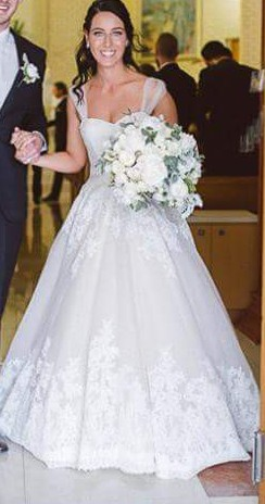Morilee 2674 second hand wedding dress on sale 67 off for Second hand mori lee wedding dresses