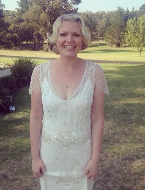 Jenny Packham Eden Second-Hand Wedding Dress on Sale 53% Off