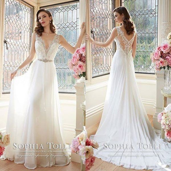 Cost Of Sophia Tolli Wedding Gowns: Sophia Tolli Augusta