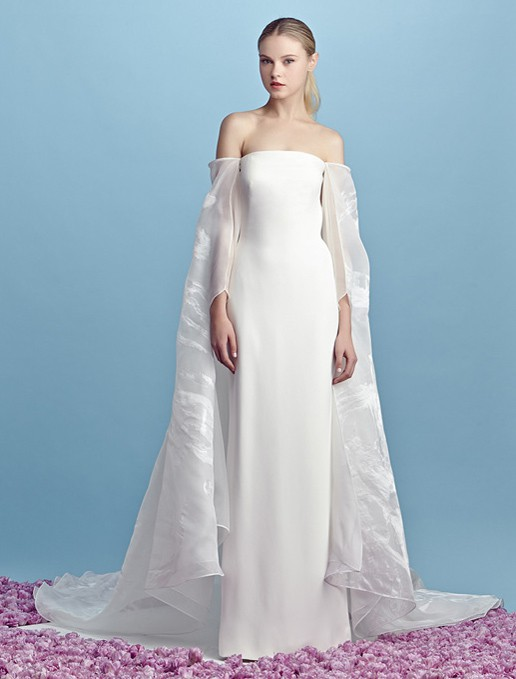 Pamella Roland B8006-6 Sample Wedding Dress on Sale 84% Off