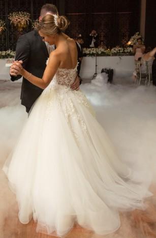 Steven Khalil Ball Gown - Used Wedding Dresses - Stillwhite