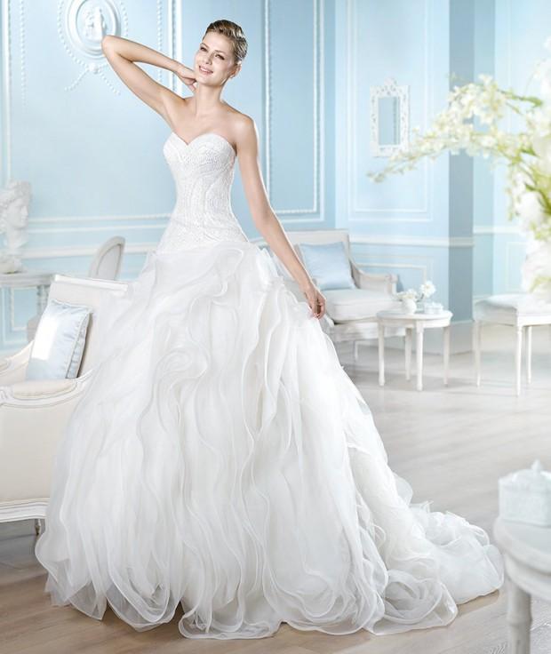 Casar elegance wedding dresses
