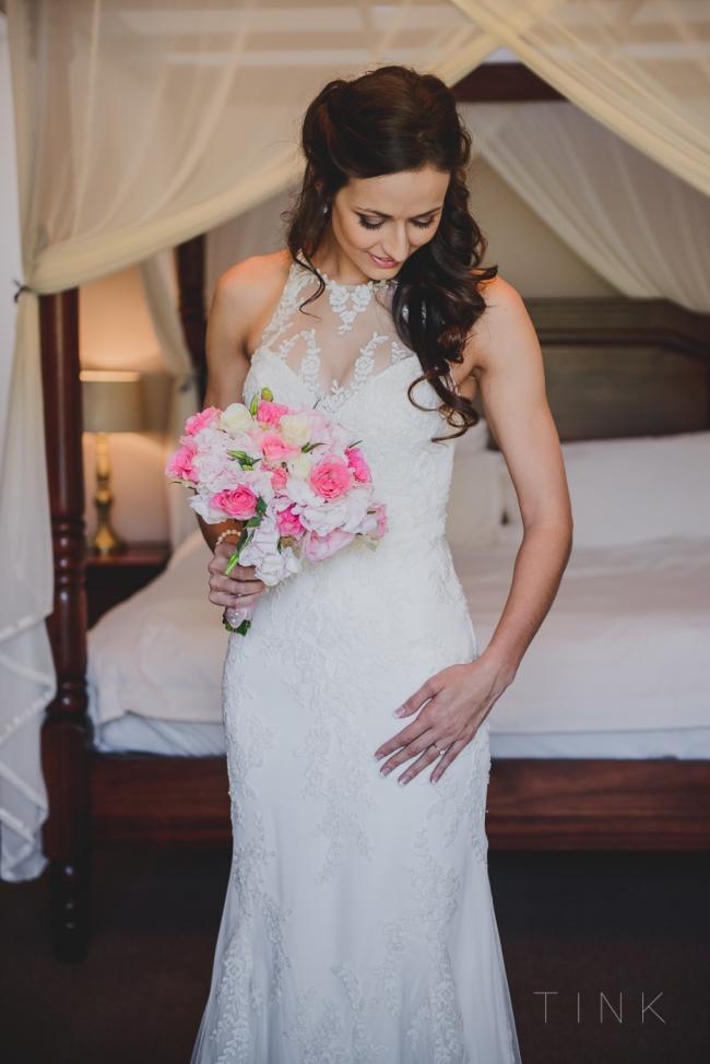 Enzoani Isla PreOwned Wedding Dress on Sale 60% Off
