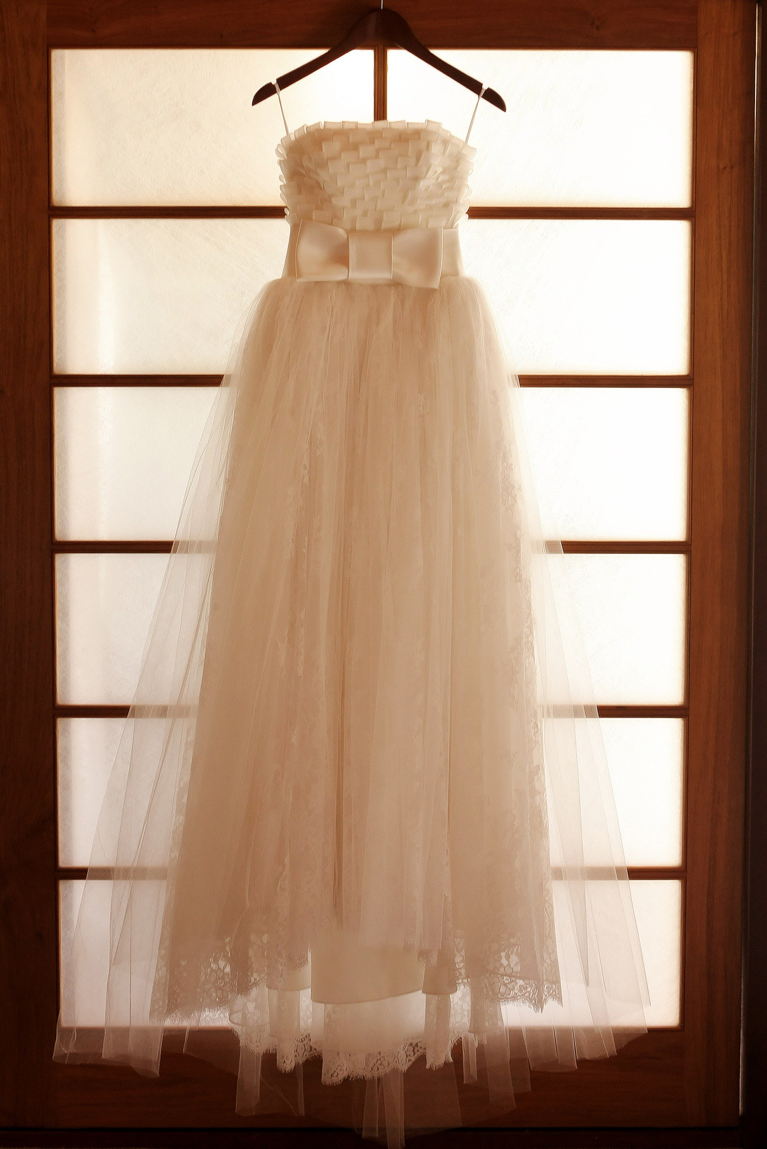 Darb bridal couture fabiene second hand wedding dress on for Second hand wedding dresses san diego