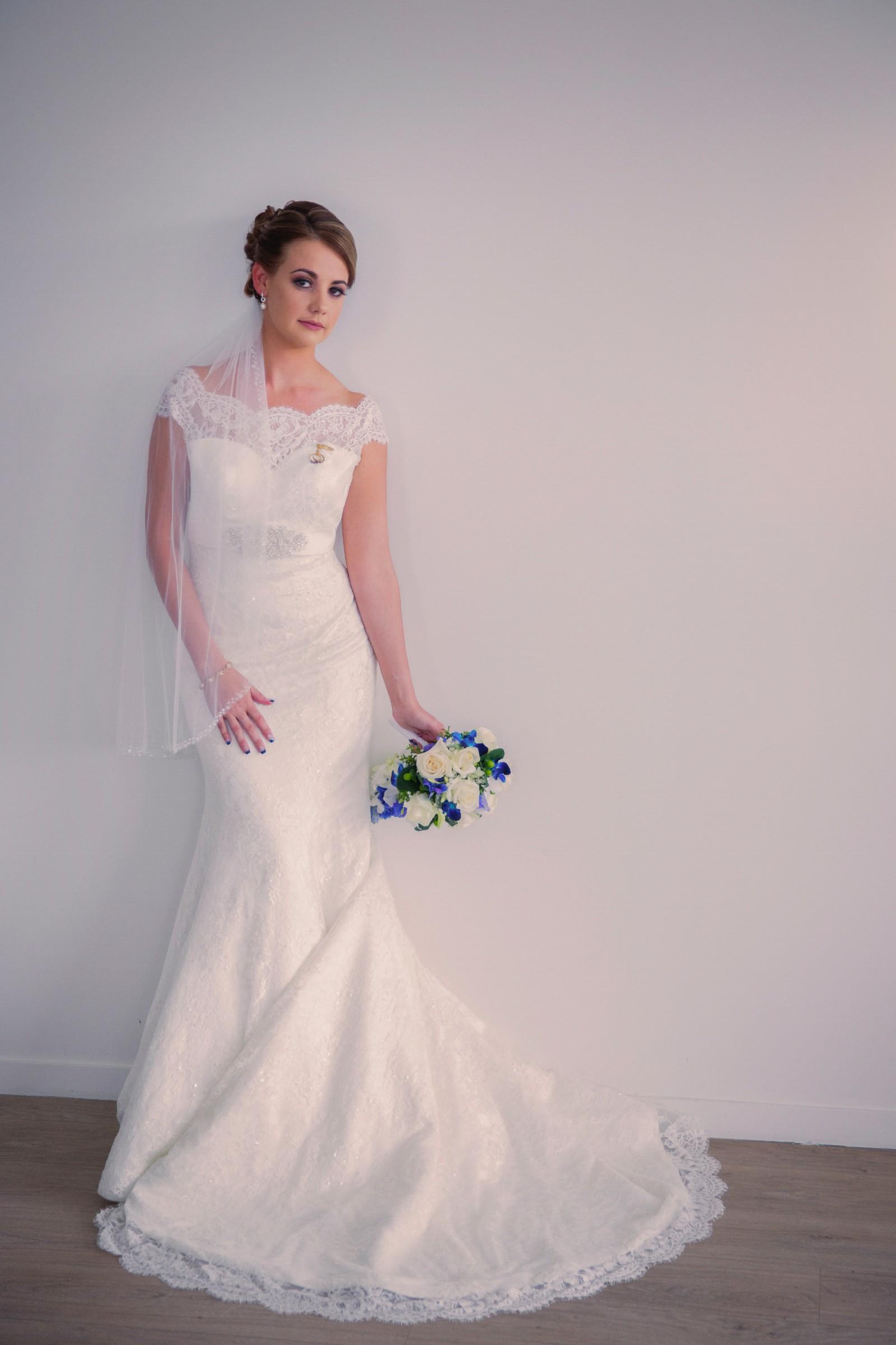 Augusta Jones \'Skyler\' D500zq-C-L57E - Second Hand Wedding Dresses ...