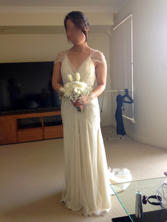 Jenny Packham Willow Second Hand Wedding Dress On Sale 63 Off