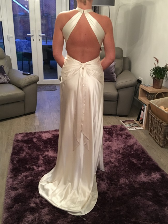 Jenny packham julianne second hand wedding dress on sale for Second hand jenny packham wedding dress