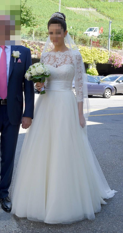 Stephanie Allin - Second Hand Wedding Dresses - Stillwhite