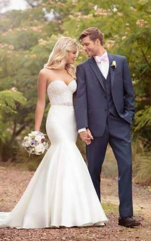Essense of Australia d2202 - New Wedding Dresses - Stillwhite