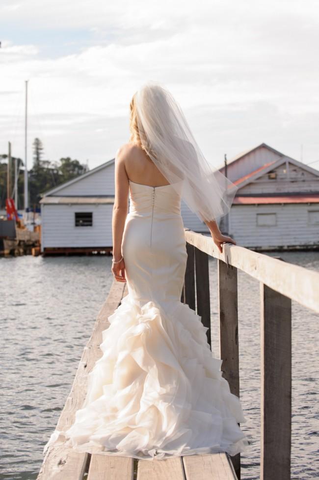 Vera Wang Ethel Preowned Wedding Dress on Sale - Stillwhite