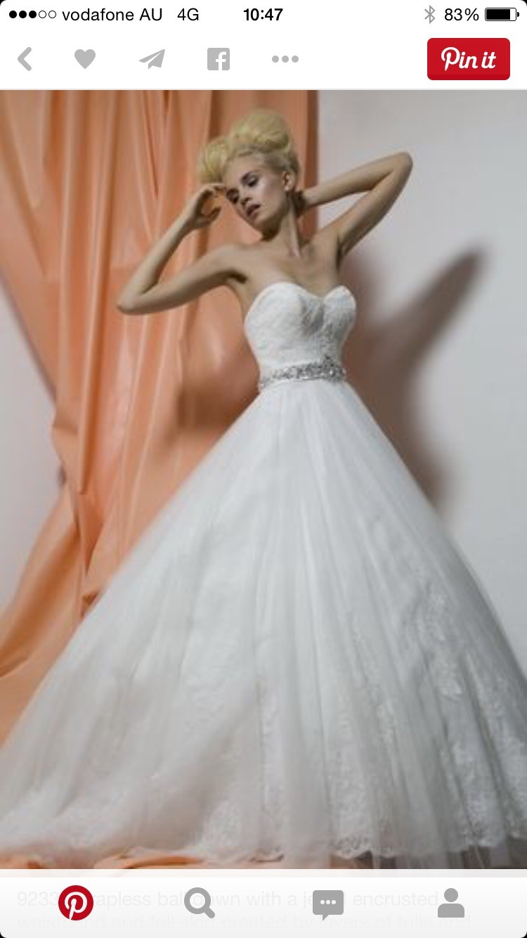 Liz Fields 9233 Wedding Dress On Sale 60 Off