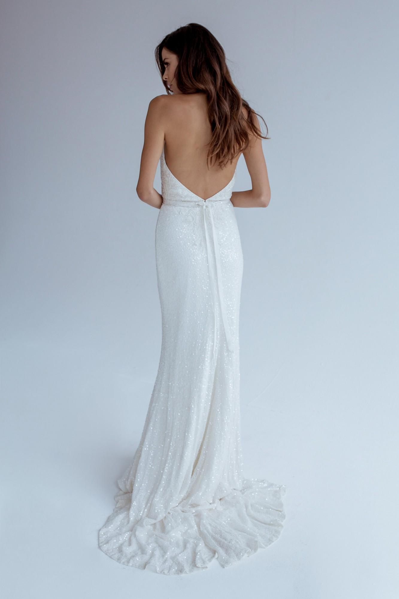 Karen Willis Holmes Nerada with Genevieve Skirt - New Wedding ...