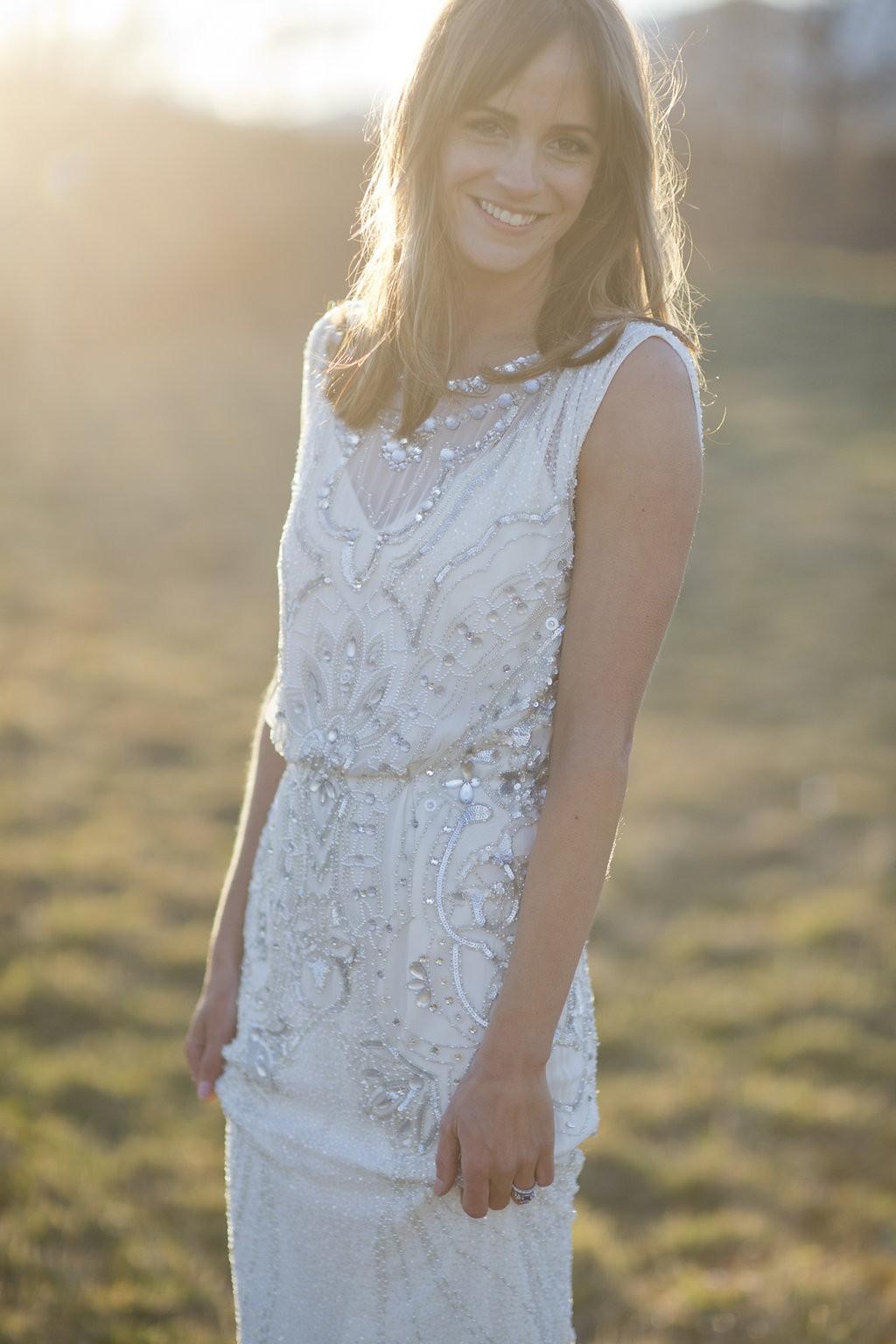 Jenny Packham Esme Second Hand Wedding Dress on Sale 33% Off