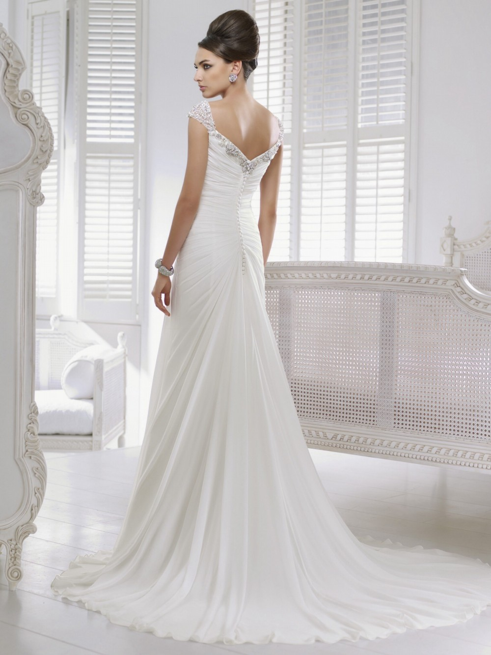 Victoria Jane Imelda Second Hand Wedding Dress on Sale 52% Off