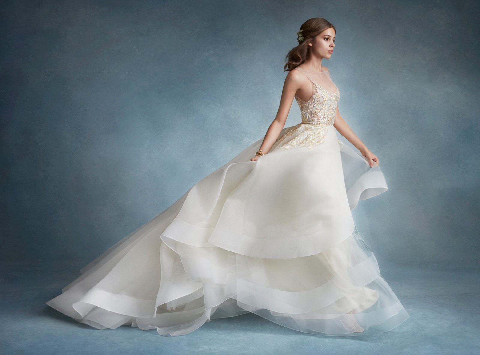 Tara Keely 2609 New Wedding Dress on Sale 40% Off