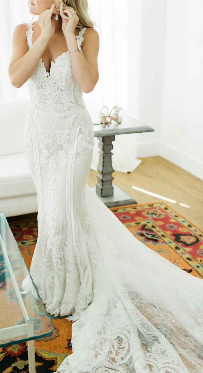 Martina Liana 905 Used Wedding Dress On Sale 39 Off Stillwhite