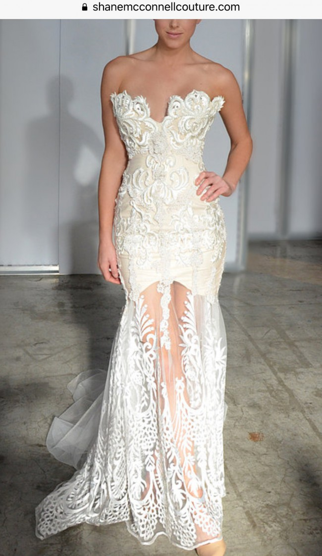 Shane McConnell Couture, Custom Made