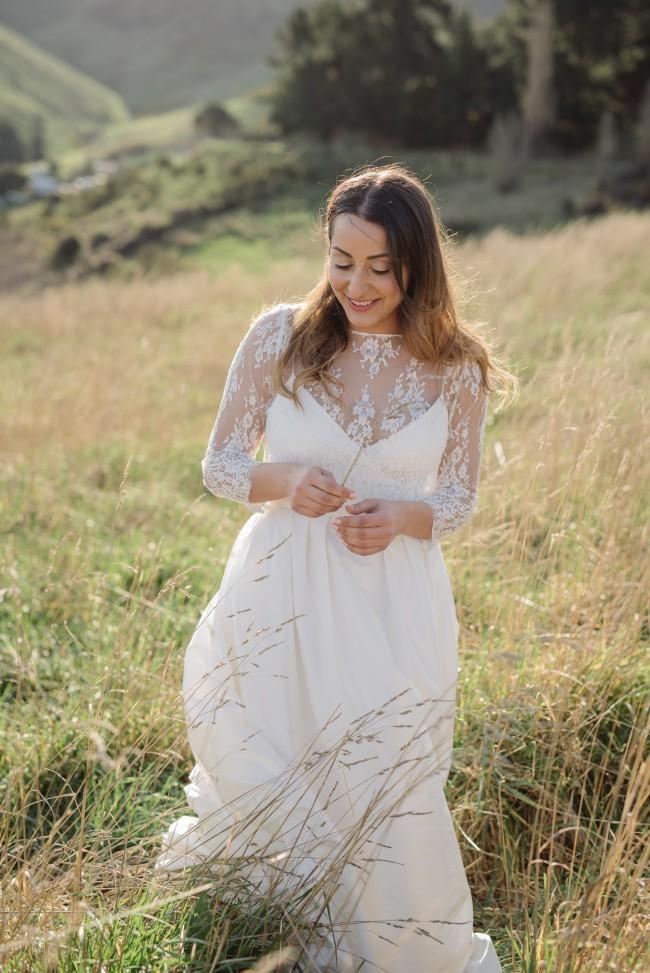 Rue de seine sophia gown used wedding dress on sale 51 off for Rue de seine wedding dress cost